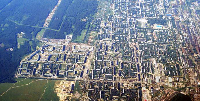 Город Электросталь Московской